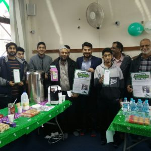 iCare raises over £15,000 for Macmillan with chai and cake!